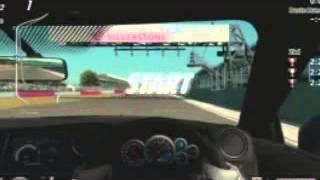 гоночный симулятор обучение Suzuka Circuit высокое разрешение