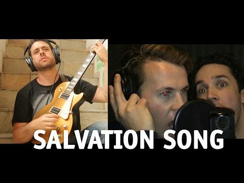SALVATION SONG - Maurício Meirelles (Ft. Ylvis, Heloá Holanda And Steven Tyler Cover [Jedai Som])