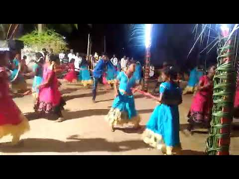 📽Yello Yello poolajallo Telugu kolatam video song 📽