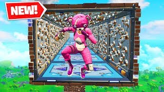 The *DEADLY* TRAP RACE In Fortnite Battle Royale!