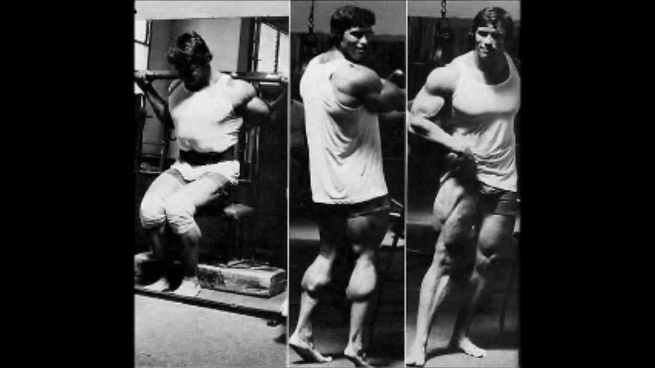 The Legend Of Arnold Schwarzenegger Gold s GYM Tribute ...