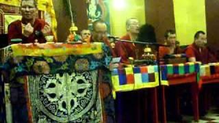 Новогодний молебен в петербургском буддийском храме(В Санкт-Петербургском буддийском храме «Дацан Гунзэчойнэй» ламы отслужили новогодний молебен. Читать..., 2011-02-03T00:16:12.000Z)