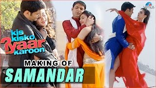 Samandar - Making | Kis Kisko Pyaar Karoon | Kapil Sharma, Simran Kaur, Manjari Phadnis, Sai Lokur |