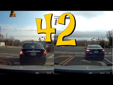 Go! You Have Space! (X2) Bad Drivers of North New Jersey - Episode 42