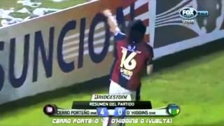 Todos Los Goles de la Copa Sudamericana 2012
