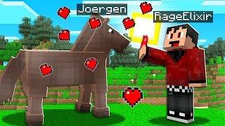 Taming JOERGEN in My World in Minecraft 1.14! - Episode 14
