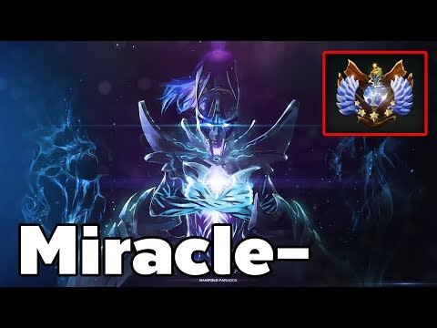 Miracle - Pro Phantom assassin Carry Rank MMR Game