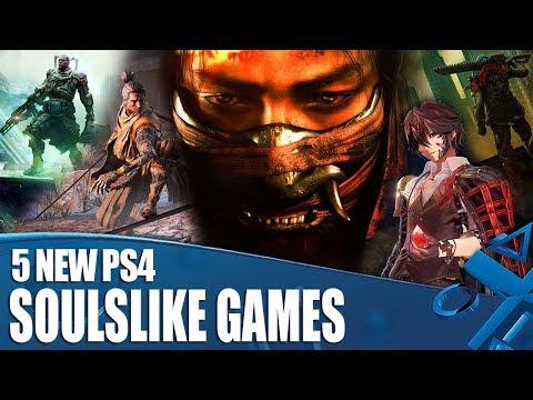 5 Soulslike Games