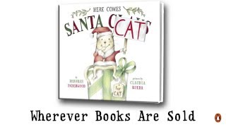 SANTA CAT Book Trailer