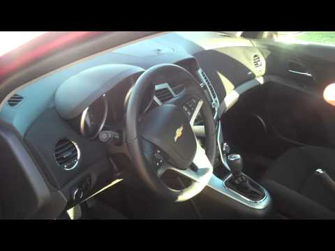 2011 Chevy Cruze ECO test drive and review