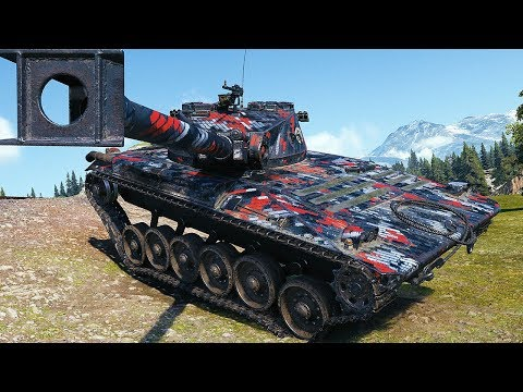 UDES 14 Alt 5 - 2 vs 11 - World of Tanks Gameplay thumbnail