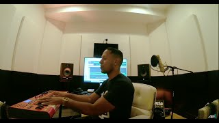"""Gawvi in the studio - Story behind """"In The Water"""""""
