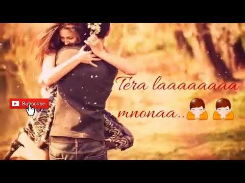 Aj Sajna Nu Milya Nu Hogaya Zamana WhatsAap Status | Heart Touching Song