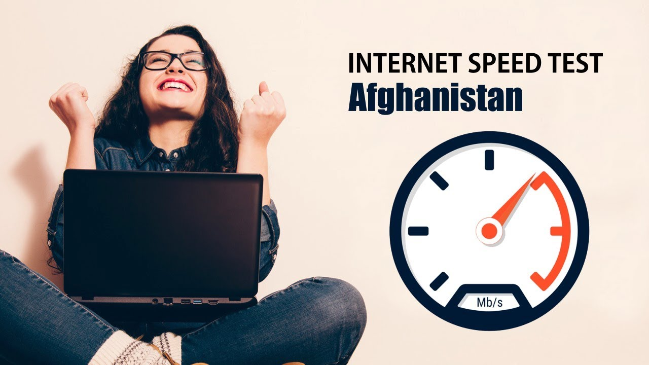 Internet Speed Test Afghanistan