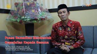 Puasa Ramadhan Membentuk Kepedulian Kepada Sesama - H Nadjib Hamid M.Si - Cahaya Hikmah