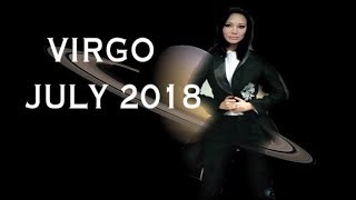 Virgo July 2018 Horoscope Astrology: Awesome month for real!
