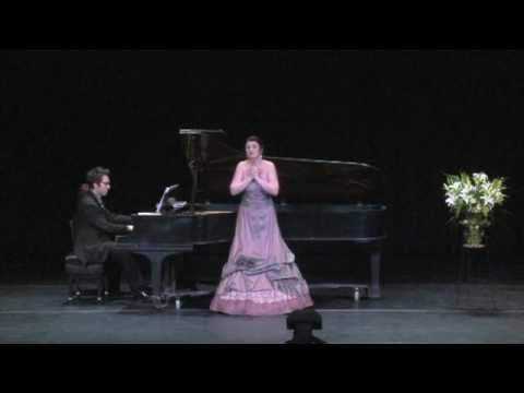 Vissi d'arte - Katarina Vovkova - (Tosca, Giacomo Puccini)