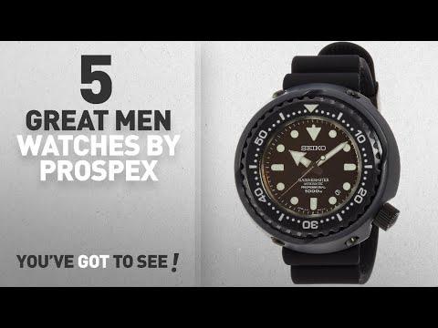 Top 10 Prospex Men Watches [ Winter 2018 ]: SEIKO PROSPEX Men's Watch sea (1000m diver) Marine