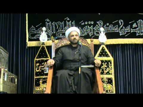 6th Muharram - Sheikh Mohammed Ali Ismael : Sakina Trust 1434