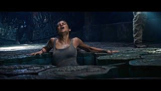 Когда земля уходит ИЗ ПОД НОГ! На пути к САРКОФАГУ / Tomb Raider: Лара Крофт (2018)