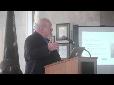 Medal of Honor recipient speaks at War Memorial