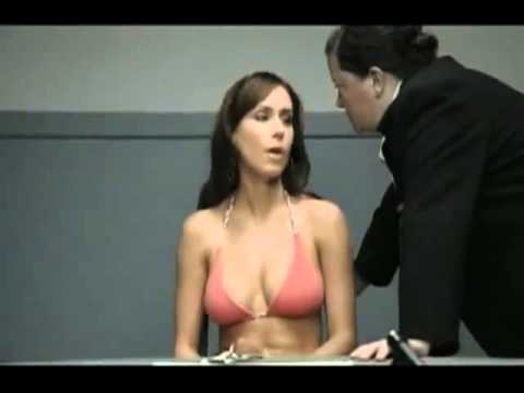 Bikini youtube girl try on 7