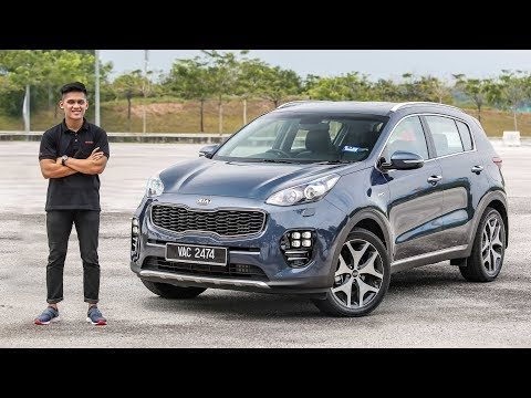 FIRST DRIVE: 2017 Kia Sportage 2.0 Diesel Malaysian review – RM155k