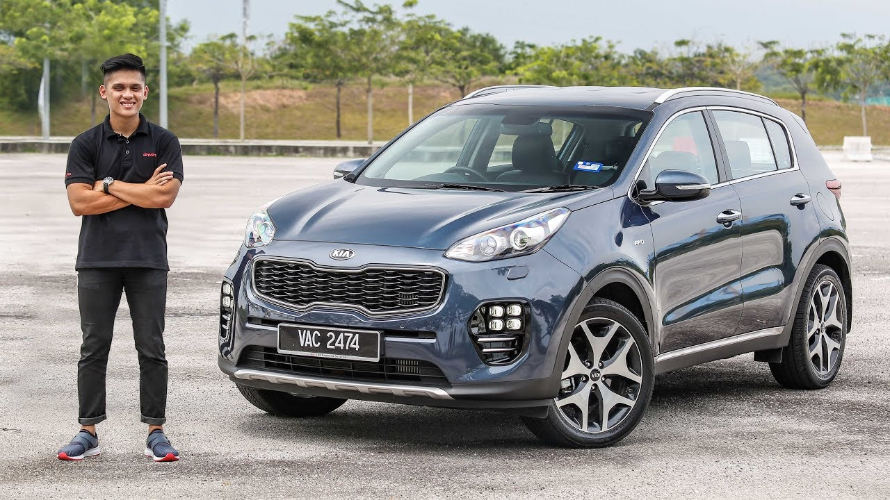 FIRST DRIVE: 2017 Kia Sportage 2.0 Diesel Malaysian Review