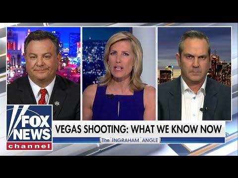 Video released of Las Vegas gunman bringing bags into hotel