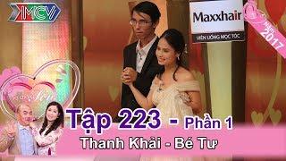 hanh phuc cua thay co giao nen duyen tu fanpage ban muon hen ho  thanh khai - be tu  vcs 223