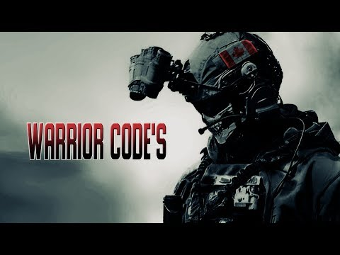 Warrior Code's - Military Motivation | Canadian Special Forces 2019