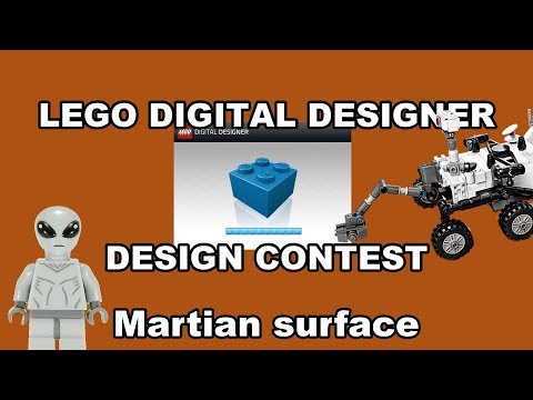 Lego digital designer LDD design contest