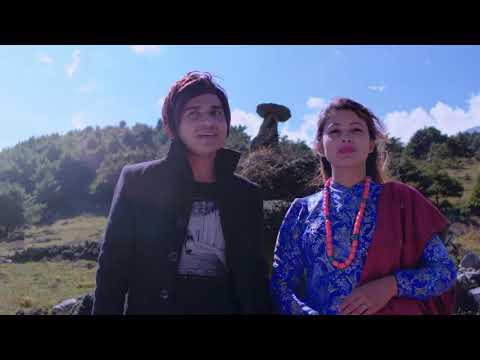 Sunil Giri - PARDESHI- Kasto Yo Maan 2   ft Shreya & Sunil   4K  2018