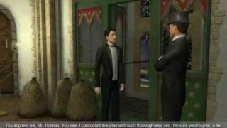 Sherlock Holmes Nemesis - Ending