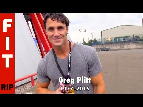 GREG PLITT - THE LEGACY, IN HIS OWN WORDS