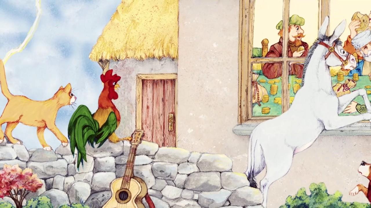 Картинка из сказки музыки
