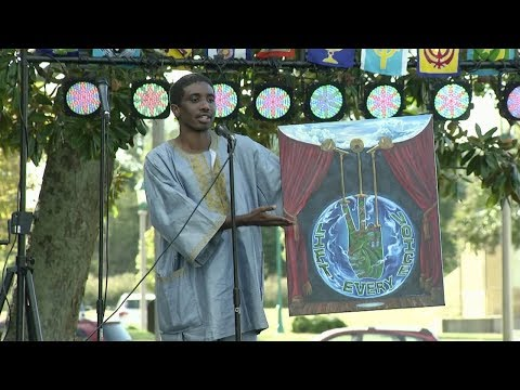 Virginia Currents: Richmond Peace Festival; Girls For A Change (#2701)