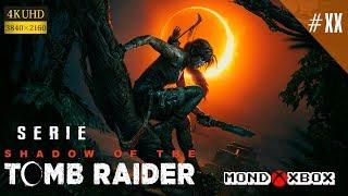 [4K] Shadow of the Tomb Raider serie #20, en Español para Xbox One X |MondoXbox