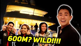 Intense Youtubers Yacht Party!!! ANG GULO