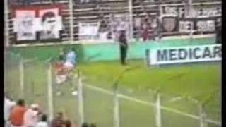 ATLETICO RAFAELA Goles Clausura 2004 Primera Division