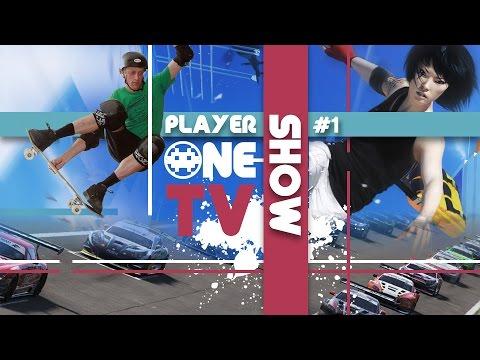 Playerone TV Show ! Emission Pilote - Actualité, DreamHack Tours 2015, Project Cars et New 3DS Zelda