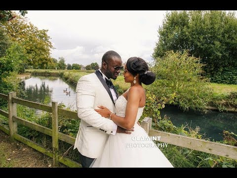 Tanzanian wedding - Fatuma + Rasheed in London UK