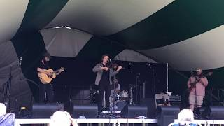 Prairie Wind at the Canmore Folk Festival