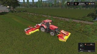 Farming Simulator 17  Timelapse 11  Stappenbach With seasons.