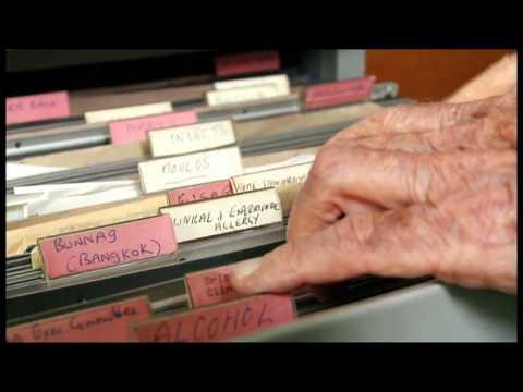 BBC The ONE Show Dr Bill Frankland VT