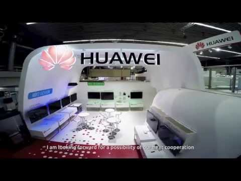 Smart Design Expo - Huawei in Amsterdam 2014