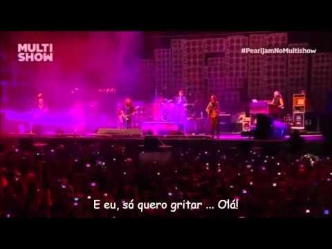 Pearl Jam - Elderly Woman Behind The Counter In A Small Tow (Legendado Português)
