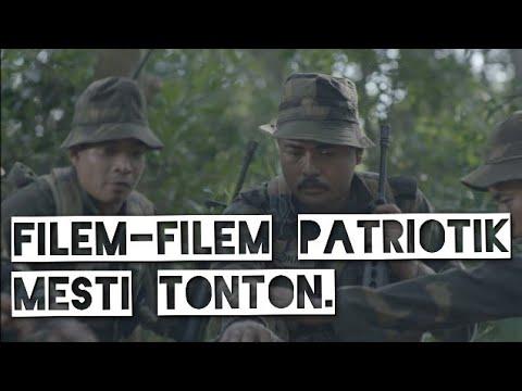 9 Filem Patriotik MESTI TONTON bersempena kemerdekaan.