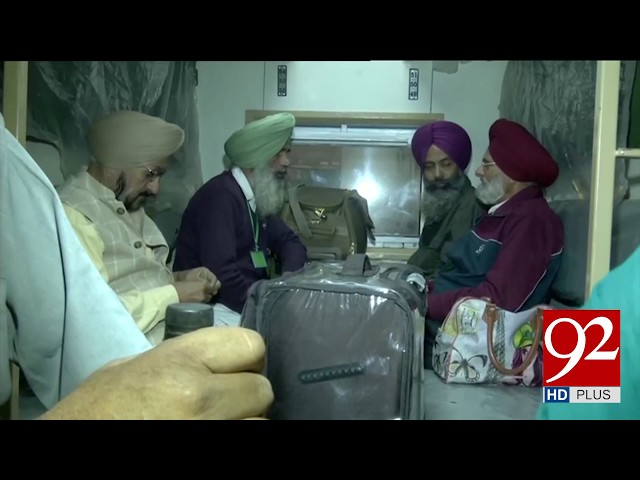Pakistan issues over 3,000 visas to Sikh pilgrims | 23 February 2019 | 92NewsHD