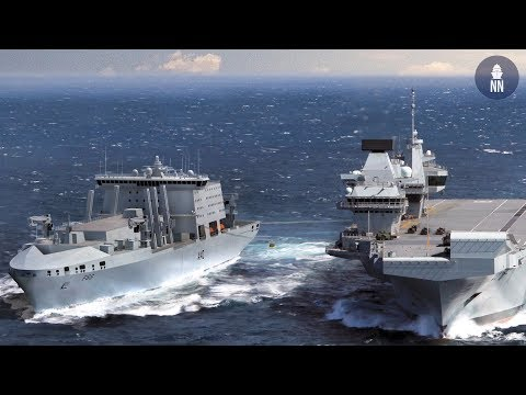 DSEI 2019 Naval Coverage Day 2: Naval Platforms and New Ship Designs